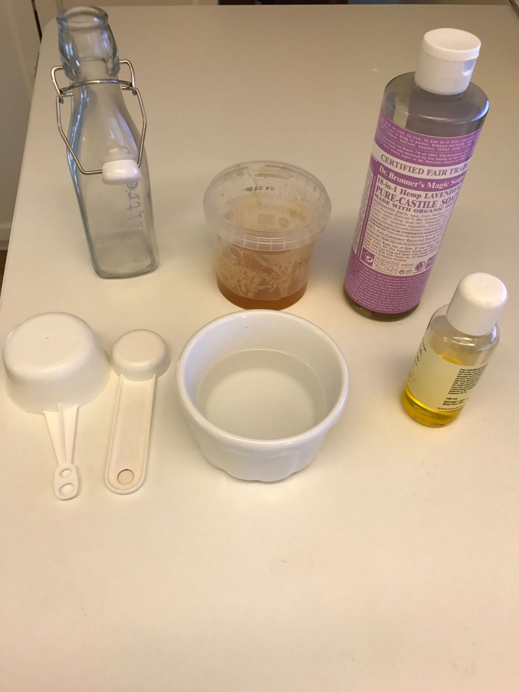 DIY Facial Cleansing Image 2