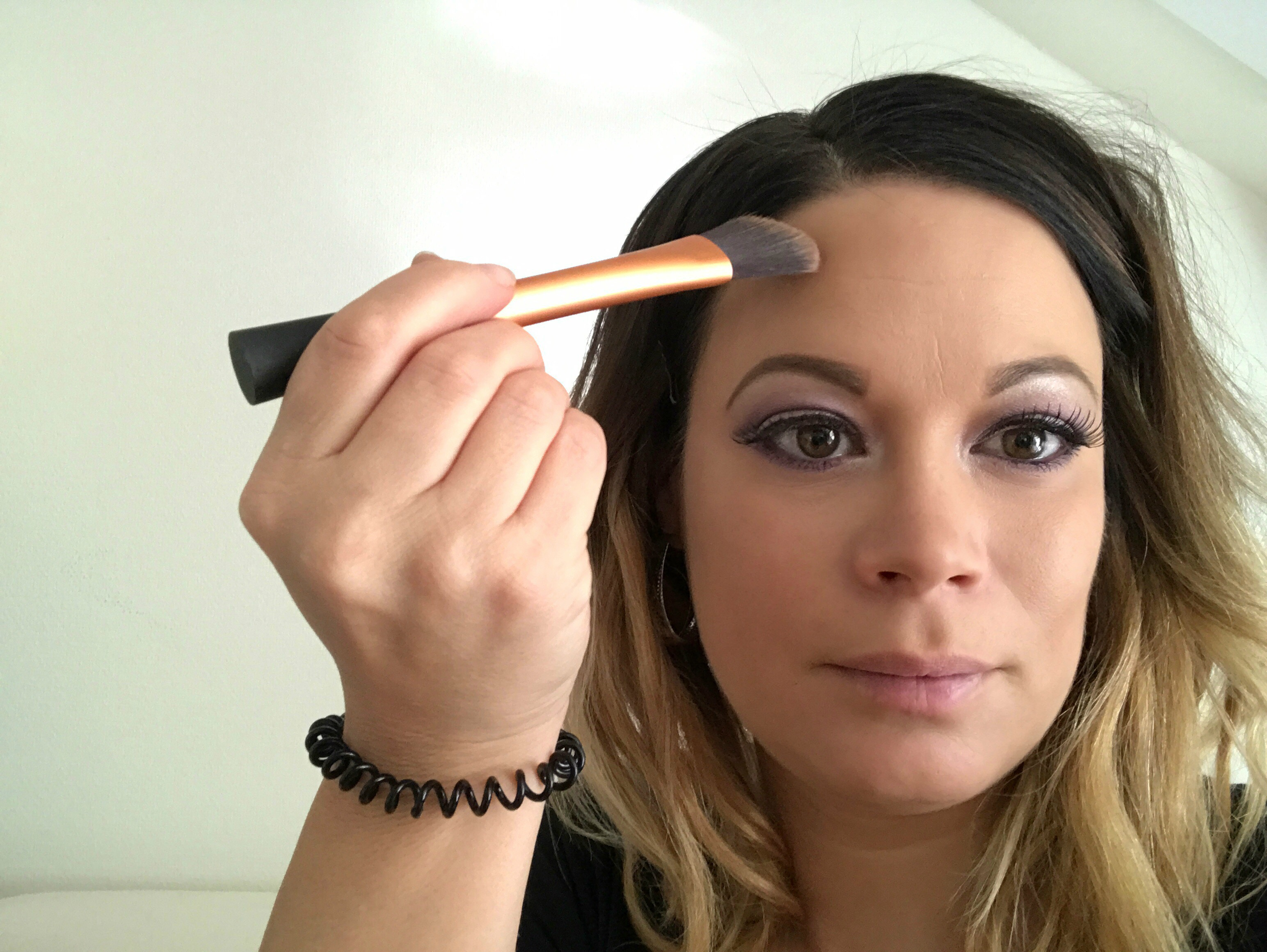 Lilac Smokey Eyes Nude Lips 32