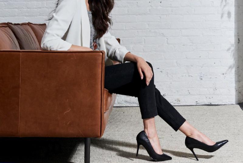 Hi-Tech Heels That Are Snug Like A Pair Of Sneakers